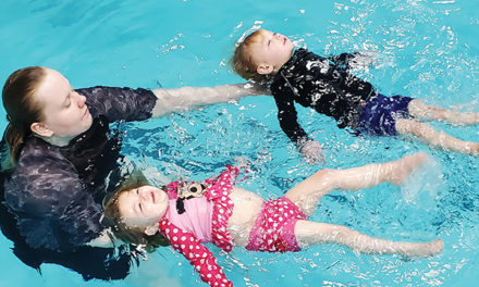 Teaching infants and toddlers to be safe around the water