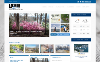 Lakeside online Newspaper