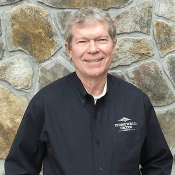 Mark Diehl of Stonewall Creek Vineyard