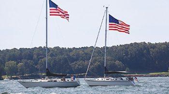 Great American Boat Parade on Lake Lanier