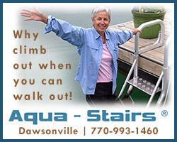 Marketplace - Aqua Stairs Ad