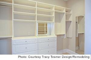 Closet Redesign