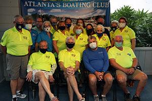 Atlanta Boating Club members