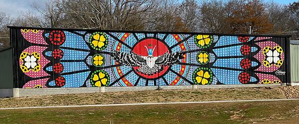 City of Gainesville - Public Art mural