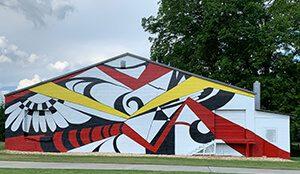 Midland Park Mural