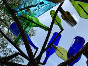Public Art - Bottle tree