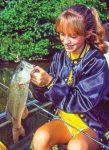 Catching Bass -Lake Rutledge