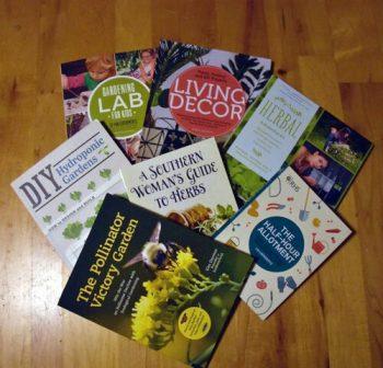 Garden gifts - magazines