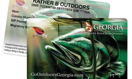 Fishing/hunting licenses offered by state