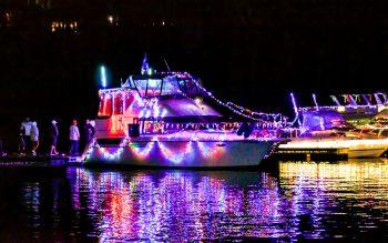 Lake Lanier Holiday Boat Parade