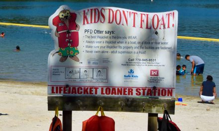 Friends of Lake Lanier seeks life jacket donations