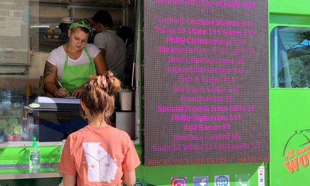 Food Truck Fridays return March 12