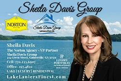 Sheila Davis Group Real Estate Ad - Real Estate Listing