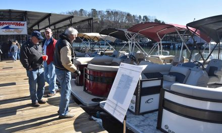 MarineMax Boat Show a hit