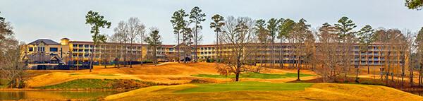 The Auburn Marriott Opelika Resort and Spa