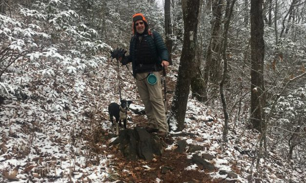 Winter hikes rewarding, use extra caution