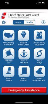 U.S. Coast Guard App