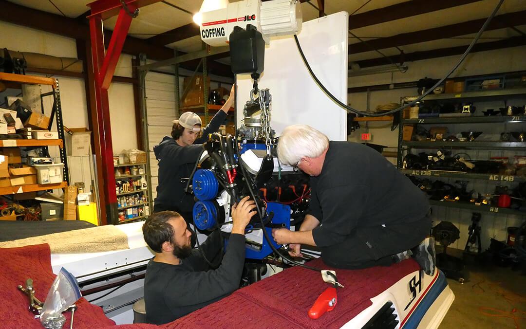 Merlin Marine becomes Mercury Racing dealer for off-shore powerboats