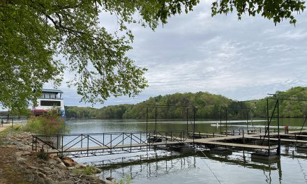 New docks, restrooms at LLOP