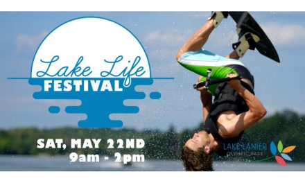 Discover all Lanier has to offer at Lake Life Festival