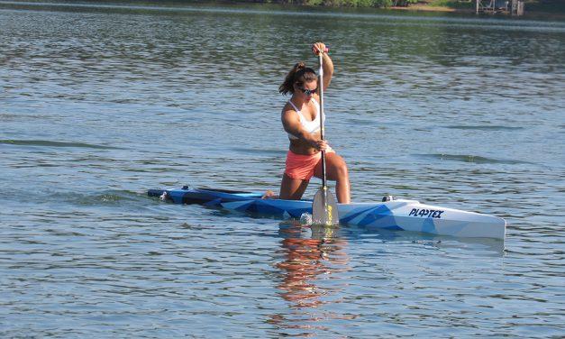 LCKC paddler heading to Tokyo Olympics