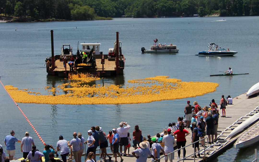 2021 Duck Derby breaks records