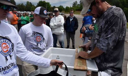 1st statewide high school fishing championship