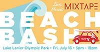 LLOP Beach Bash 2021 logo
