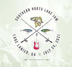 Southern Roots Lake Jam logo