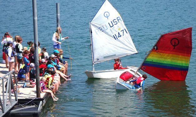 Sailing comes full circle at UYC Junior Sailing