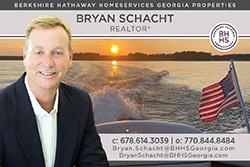 Bryan Schacht, Realtor Ad