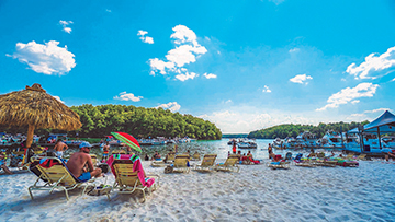 Make the most of last full month of summer on Lanier