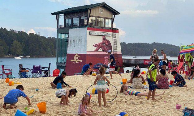 Beach Bash a big hit at LLOP