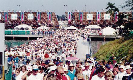 Lanier's Olympic venue still honors purpose