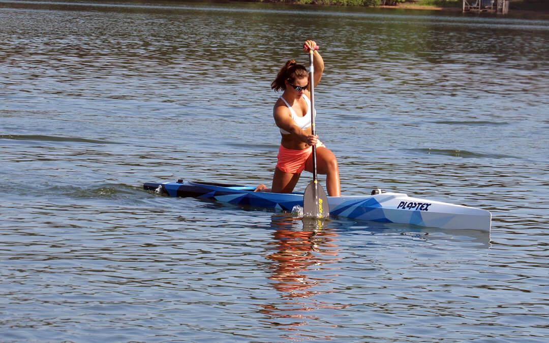 Lanier athlete wins Olympic gold