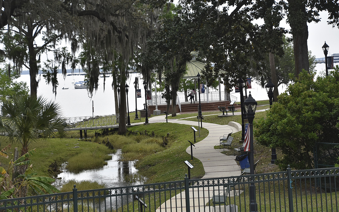 Going home: northeast Florida's Clay County
