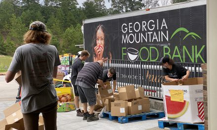 GA Mountain Food Bank tackles challenges