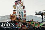 Ferris wheel at Mule Camp